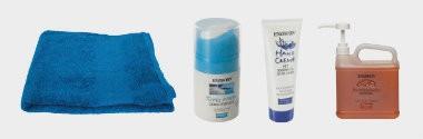 Körperpflege & Enzborn - natürliche Hautpflege
