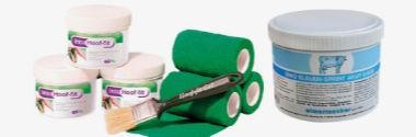 Pflegemittel, Bandagen & Verbände