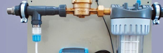 Tränkewasseraufbereitung