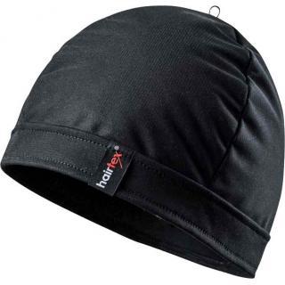 Hairtex Stallmütze mit Gummizug - schwarz #1