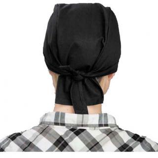 Hairtex Tuchmütze, schwarz #1