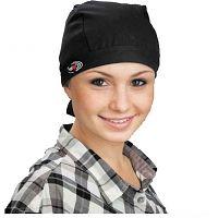 Hairtex Tuchmütze, schwarz #2