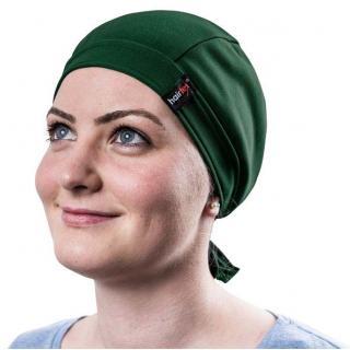 Hairtex Stallmütze mit Bändern - farbig #2