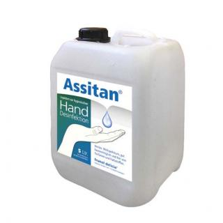 Handdesinfektion Assitan (5 l)
