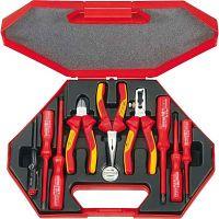 VDE - Elektriker-Werkzeug-Garnitur