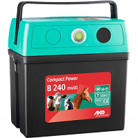 AKO Batteriegerät Compact Power B240 Multi 9V