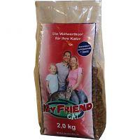 Katzenfutter My Friend 2 kg